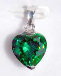 Emerald Heart Jewels, charged with the Light